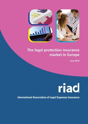 The legal protection insurance market in Europe - International ...