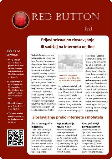 Red Button - Ministarstvo unutarnjih poslova RH