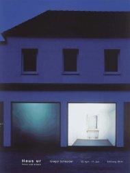 PDF 0,6MB - Gregor Schneider