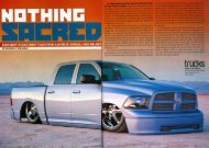 June 2010 Issue, Street Trucks