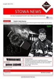 01.03.2013 STOWA Kundenzeitschrift März mehr - Walter Stocker AG