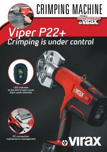 Crimping machine P22+_253620