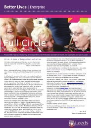 The Full Circle Newsletter Issue 18 Winter 2014
