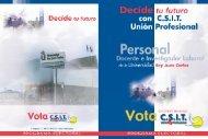 díptico informativo - CSIT Unión Profesional