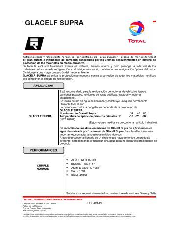 r06/03-09 performances aplicacion - Distribuidor de Autopartes ...