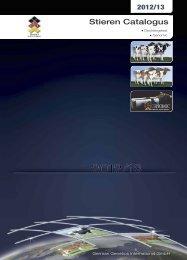 stieren catalogus 2012/13 - GGI German Genetics International GmbH