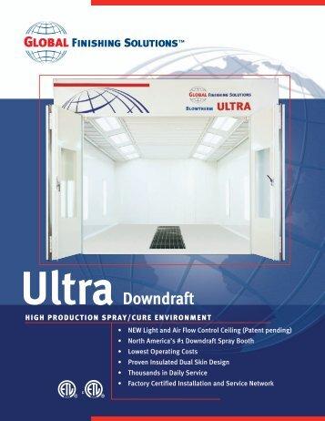 UltraDowndraft - CH Reed Inc.