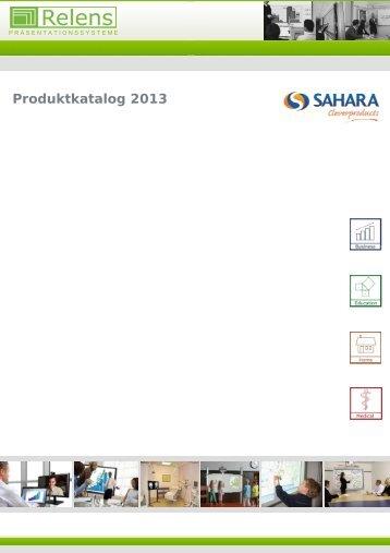 Produktkatalog 2013 - Relens