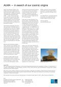 The Atacama Large Millimeter/submillimeter Array - ESO - Page 2