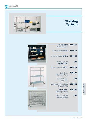 Shelving Systems - Hammerlit