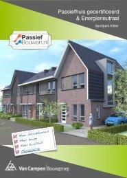 Download deze folder - Van Campen Bouwgroep
