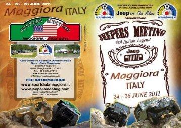 PER INFORMAZIONI - Sport Club Maggiora