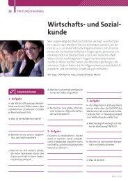 Wirtschafts- und Sozial- kunde - hau-werner.de