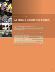 Corporate Social Responsibility - Toyota Industries Corporation