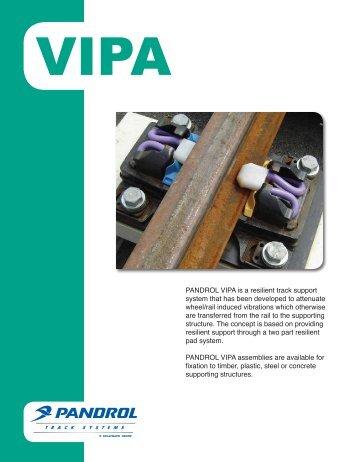 VIPA - Pandrol USA