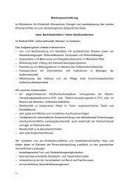 Stellenausschreibung Im Ministerium für Wirtschaft, Klimaschutz ...