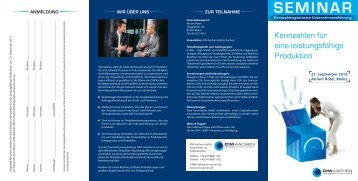 flyer - pdf - CIM Aachen