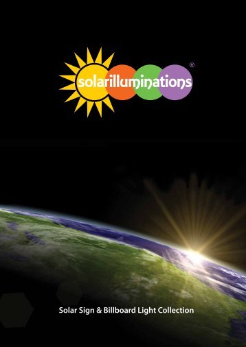 Catalog - Solar Illuminations