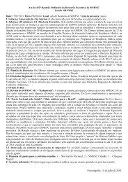 Ata Reunião 422 15/07/2013