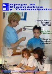 Apoyo al Diagnóstico y Tratamiento - Fesitess