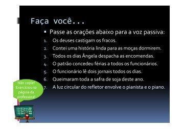 8o_Voz ativa e voz passiva - Página não encontrada