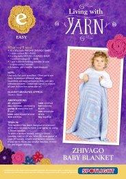 Zhivago Blanket - Spotlight Promotions