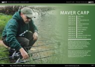 MAVER CARP - Peca