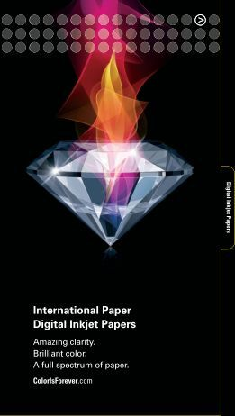 International Paper Digital Inkjet Papers >