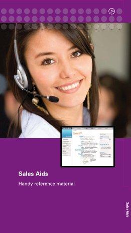 Sales Aids - International Paper