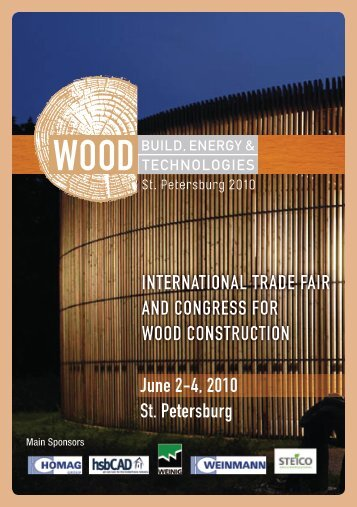 Woodbuild flyer - architects24.com