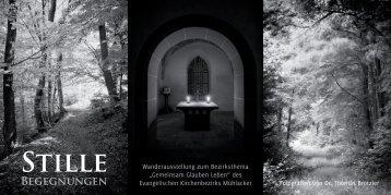 StillE BEGEGNUNGEN - brotzler.de