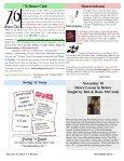 16 11 November 2012 Newsletter - Ballroom Dance Dayton - Page 2