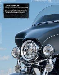 LIGHTING &VISIBILITY - Harley-Davidson