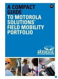 field mobility portfolio - SkyWire Home