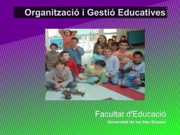 Presentació del curs (pdf) - Mallorca