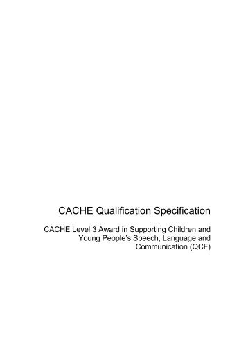 cypw level 3 optional units To achieve the qualfication you must achieve a total of 61 credits form mandatory  and optional units there are 23 mandatory units spread over four themes that.