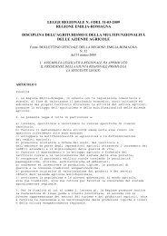 legge regionale n. 4 del 31-03-2009 regione emilia-romagna ...