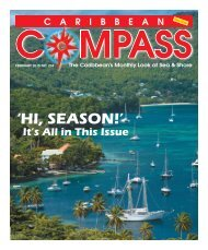 Caribbean Compass Yachting Magazine February 2015