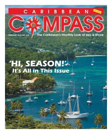 Caribbean Compass Yachting Magazine February 2015