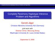 Complete Parsimony Haplotype Inference Problem and Algorithms ...