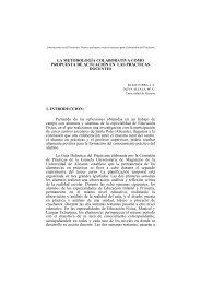 La metodología colaborativa como propuesta de actuación en las ...