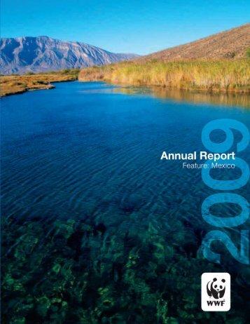 2009 Annual Report - World Wildlife Fund