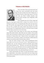 Yukawa si Ahli Nuklir - Yohanes Surya.com