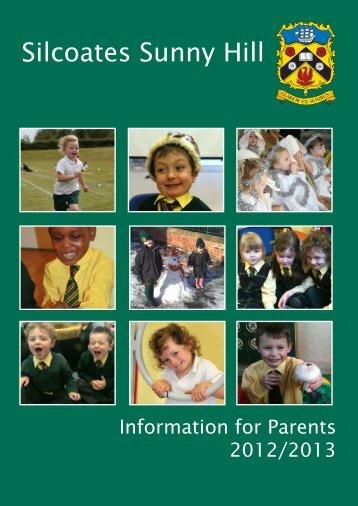 Parents-Information-Handbook-2012-Sunny-Hill - Silcoates School
