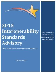 2015interoperabilitystandardsadvisory01232015final_for_public_comment