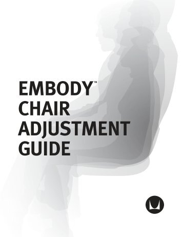 Embody Chair Adjustment Guide - Back2