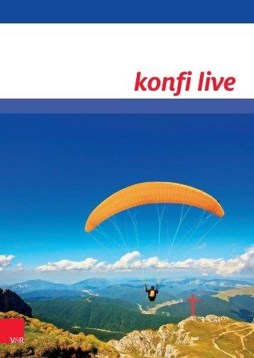 konfi live Pfarrer/in und Team