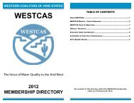 WESTCAS_2011_Membership_Directory_Feb 2012.indd