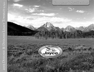 JA20488 Designer 1colorBro. - Jayco