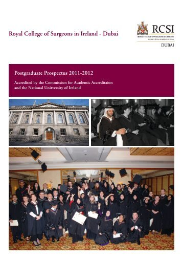 Royal College of Surgeons in Ireland - Dubai - Institute of Leadership
